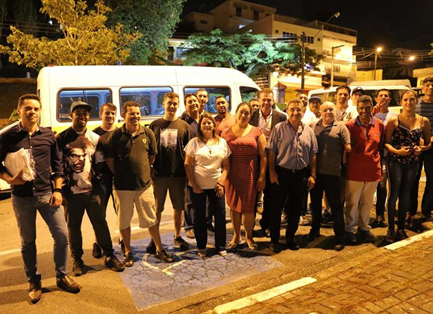 """Projeto Parceiro"", atende alunos e transportadores escolares"