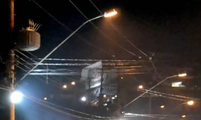 Francisco Morato terá nova gestão de iluminação pública
