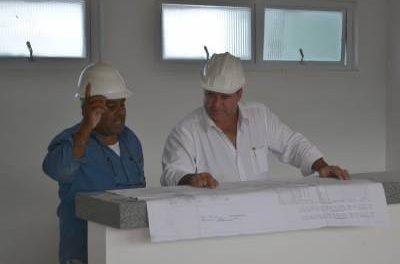 Francisco Morato conclui obras da futura USF Jardim Nova Esperança
