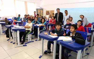 Rede municipal de educação de Caieiras tem o melhor IDEB da região