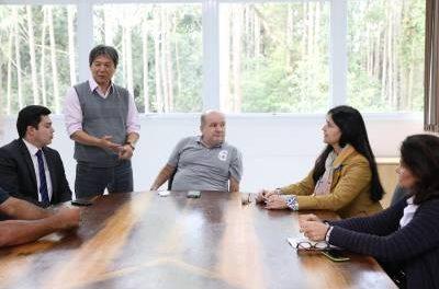 Conseg de Caieiras realizou reunião mensal