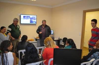 Ciclo de palestra apresenta Coordenadoria de Trânsito para moradores do Batista Genari