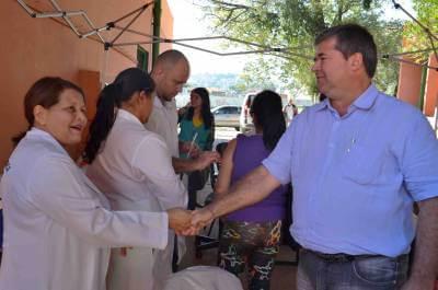 Ação Saúde atende mais de 2.000 pessoas nos bairros de Francisco Morato