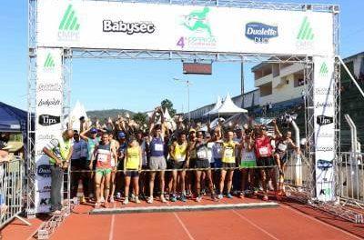 4ª Corrida e Caminhada Melhoramentos CMPC reuniu centenas de atletas e adeptos da prática de esportes
