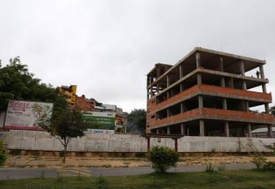 Obras da Praça de Artes e Esportes Unificados continuam avançando