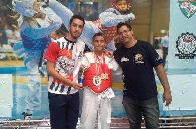 Atletas do Taekwondo da Escolinha Pró-Futuro de Caieiras conquistaram medalhas na 1ª fase do Campeonato Paulista