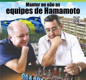 Manter ou não, as equipes de Hamamoto. Eis a questão…
