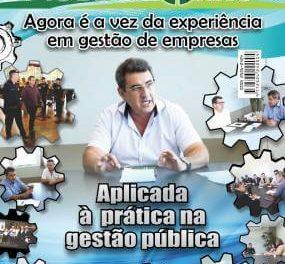 Agora é a vez da experiência em gestão de empresas aplicada à prática na gestão pública