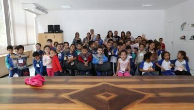 Caieiras participa da Mobilização Nacional pela Leitura