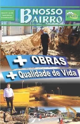 + Obras + Qualidade de Vida