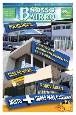 Administração Roberto Hamamoto e Gersinho Romero entrega a Policlínica de Laranjeiras