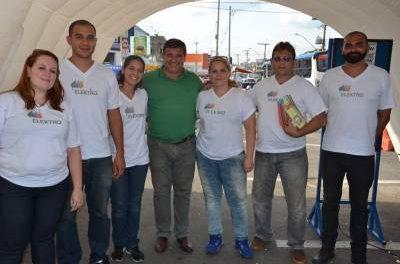 Uso consciente da eletricidade é tema de evento em Francisco Morato