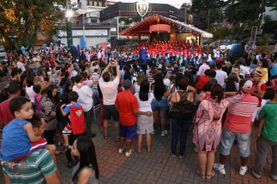 Prefeitura de Caieiras abre a programação de Natal no dia 4 de dezembro