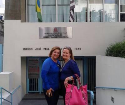 Representantes do Conselho Municipal do Idoso participaram de Encontro Regional