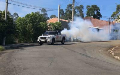 Unidade de Controle da Dengue está circulando pelos bairros de Caieiras