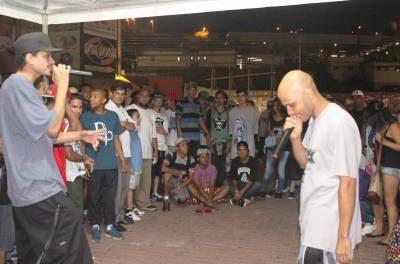 Show do Rapper XIS promete lotar a Batalha da Estação no próximo dia 29