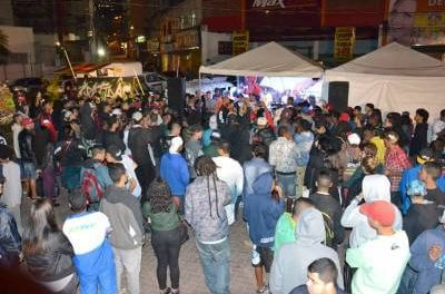 Francisco Morato desponta como o novo centro de Cultura da região reunindo milhares de jovens do movimento Hip Hop