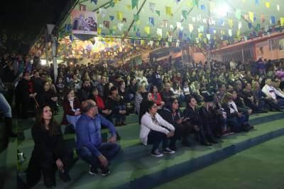 Festa de Santo Antônio teve seu último final de semana de comemoração