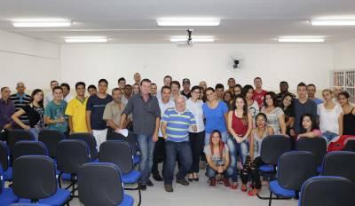 Conselho Comunitário de Segurança de Caieiras realizou reunião na ETEC