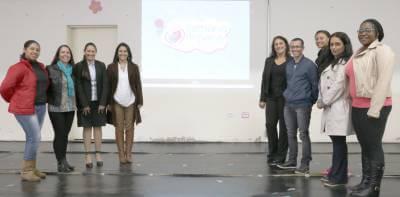 Secretaria de Educação inicia reuniões de planejamento da 1ª semana do bebê de Caieiras