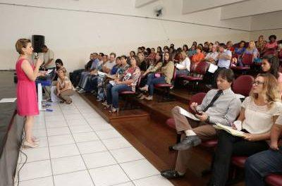 Secretaria de Educação de Caieiras realizou a primeira plenária sobre o Plano Municipal de Educação