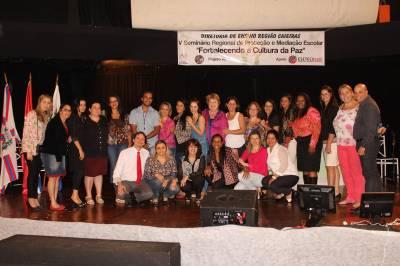 V Seminário Regional de Proteção Escolar 2015