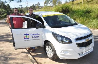 Mairiporã ganha novo veículo para Conselho Tutelar
