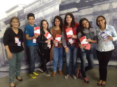 Jovens caieirenses participaram da VI Conferência Lúdica e da X Conferência Estadual dos Direitos da Criança e do Adolescente