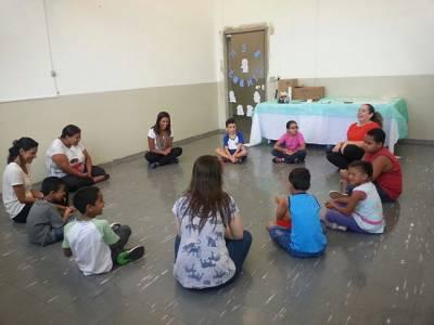 Departamento de Educação Especializada de Caieiras iniciou o projeto Escala