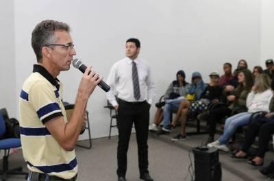 Projeto da Semudec e Caieiras e do CIEE atendeu cerca de 400 alunos da E.E. Capitão Alberto Graff