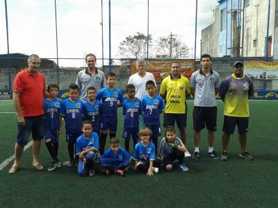 Campeonato Intermunicipal de Futebol reúne centenas de atletas de toda a cidade
