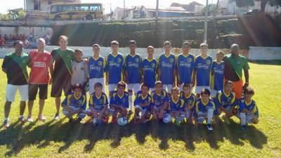 Seleção de Futebol Moratense conquista troféu em  Jacutinga/ MG