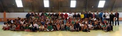 Festival Internúcleos do Programa Criança Cidadã