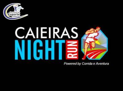 Caieiras terá corrida de rua noturna no dia 28 de novembro