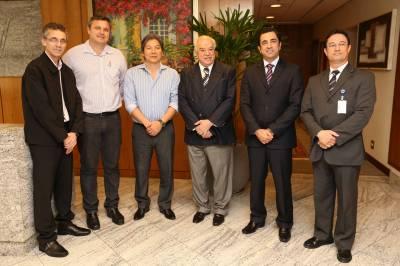 Prefeitura de Caieiras e CIEE estudam implantação de Núcleo Regional na Cidade dos Pinheirais