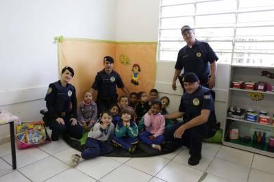 GCM de Caieiras inicia o projeto Anjo da Guarda