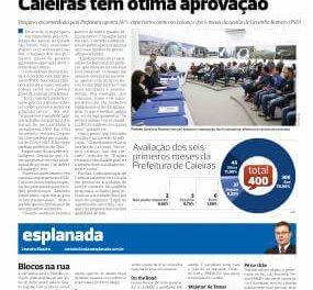 Gestão do prefeito Gersinho Romero é destaque na grande imprensa