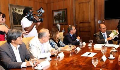 Governador Geraldo Alckmin sancionou a Lei que estabelece novas regras para área de preservação dos mananciais do Alto Juquery