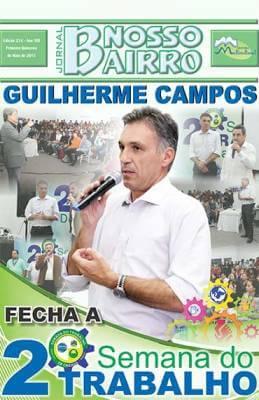 Guilherme Campos Fecha a Semana do Trabalho de Caieiras