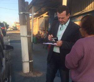 Dr. Panelli e demais vereadores fazem moção de repúdio à Elektro