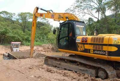 Prefeito Hamamoto solicita ao Governo continuidade dos serviços de desassoreamento do Rio Juquery