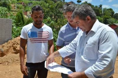 Programa Mais Asfalto chega a Rua El Salvador