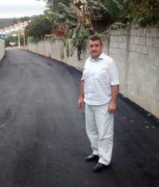 Caieiras com mais acesso: Secretário de Obras de Caieiras Gersinho Romero realiza abertura de via entre ruas no Jardim Vera Tereza
