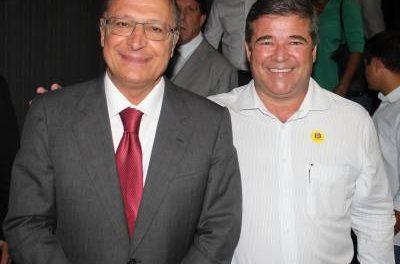 Marcelo Cecchettini e Geraldo Alckmin: Com obras por toda a cidade a parceria que está dando certo para Morato