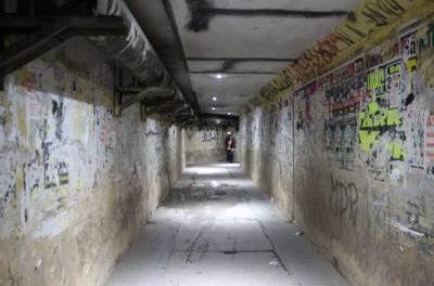 Cecchettini manda reformar a Ponte Seca; Novas luminárias foram instaladas e Prefeito anuncia que a área vai ser grafitada por artistas da cidade