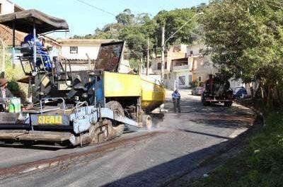 Prefeitura de Caieiras anuncia recapeamento de ruas em diversos bairros