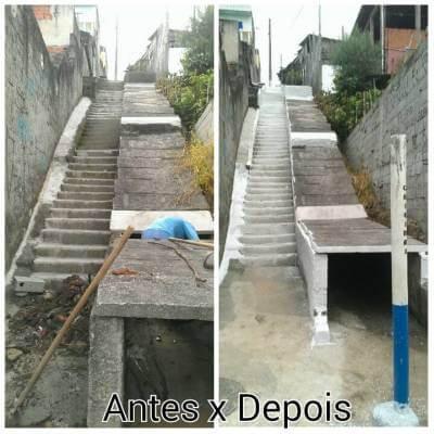 + Obras na Vila dos Pinheiros