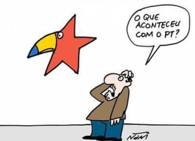 PT: o maior golpe político da história do Brasil