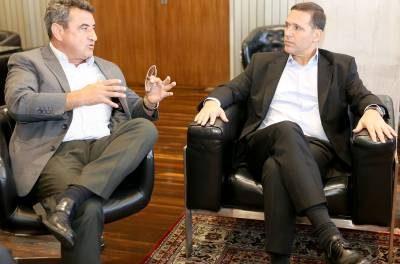 Gersinho busca apoio para as demandas de Caieiras junto ao presidente da Assembleia Legislativa de São Paulo