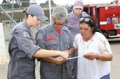 Vereadora Zefinha consegue verba  de emenda parlamentar para realizar obras em  'Posto do Corpo de Bombeiros' de Caieiras